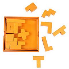 Legpuzzel Luban houten 3D-puzzel Educatief speelgoed Speeltjes Noviteit Jongens Meisjes 1 Stuks