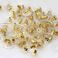 preiswerte Ohrringe-Damen Ohrstecker - versilbert, vergoldet Grundlegend Gold / Silber Für Alltag / Normal