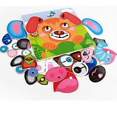 Brinquedo Educativo Brinquedos Novidades Madeira Para Meninos Para Meninas 1 Peças