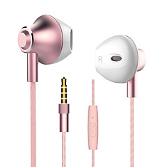 2017 New Langsdom M420 Metal Heavy bass headphones with mircophone Thread line stereo music earphone for iphone samsung huawei xiaomi