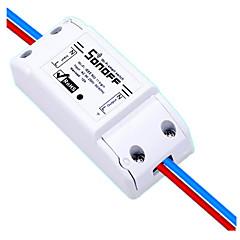 10a / 2200w mobiltelefon remotewifi vezeték nélküli távirányító időzítő kapcsoló