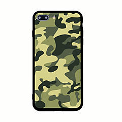 Mert Minta Case Hátlap Case Álcázás Kemény Akril mert AppleiPhone 7 Plus iPhone 7 iPhone 6s Plus iPhone 6 Plus iPhone 6s iPhone 6 iPhone