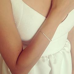 preiswerte Armbänder-Ketten- & Glieder-Armbänder - Perle Stern Böhmische, Film-Schmuck Armbänder Gold Für Weihnachts Geschenke / Hochzeit / Party
