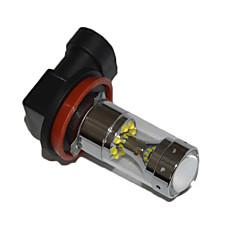 Недорогие Противотуманные фары-Автомобиль Лампы 60W Высокомощный LED Светодиодная лампа Противотуманные фары
