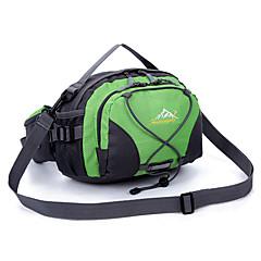 billige Fitnesstasker-20LLBæltetasker Flaskebælte Væsketaske og vandsæk for Campering & Vandring Klatring Cykling / Cykel Rejse Sportstaske Fugtsikker Vandtæt