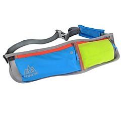 Pochete Bolsa de cinto para Esportes Relaxantes Ciclismo/Moto Viajar Corrida Cooper Acampar e Caminhar Fitness Bolsas para Esporte