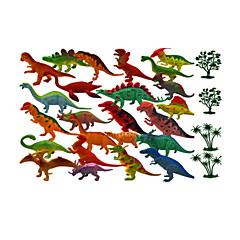 Dragons & Dinosaurs Speeltjes Dinosaurische figuren velociraptor Jurassic Dinosaur Tyrannosaurus Triceratops Dinosaurus Tyrannosaurus Rex