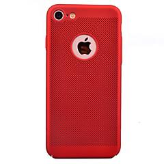Для Матовое Кейс для Задняя крышка Кейс для Один цвет Твердый PC для Apple iPhone 7 Plus iPhone 7 iPhone 6s Plus/6 Plus iPhone 6s/6