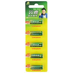 Shuanglu 23a 12v baterie alcalină 5 pachet