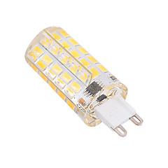 preiswerte LED-Birnen-BRELONG® 6W 550-600 lm G9 E26/E27 LED Mais-Birnen T 80 Leds SMD 5730 Abblendbar Dekorativ Warmes Weiß Kühles Weiß Wechselstrom 110-130V