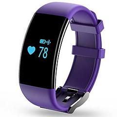 billige Smarture-Smart Armbånd Touch-skærm Pulsmåler Vandafvisende Brændte kalorier Skridttællere Distance Måling Lang Standby Multifunktion Information
