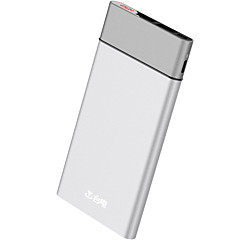お買い得  モバイルバッテリー-パワーバンク外付けバッテリ 5 V 1 A / 2.1 A / # バッテリーチャージャー フラッシュライト / ケーブル付き / マルチシュッ力 LCD