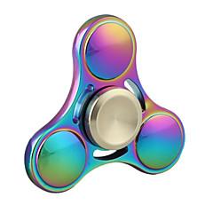 Σβούρες πολλαπλών κινήσεων χέρι Spinner Παιχνίδια Tri-Spinner Κεραμικά είδη Μέταλλο EDCΓραφείο Γραφείο Παιχνίδια Focus Παιχνίδι για