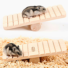 Hamster Wood Portable Exercise Wheels