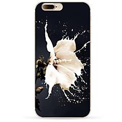 abordables Ofertas Semanales Para Accesorios Apple-Funda Para Apple iPhone X iPhone 8 iPhone 8 Plus Diseños Funda Trasera Flor Suave TPU para iPhone X iPhone 8 Plus iPhone 8 iPhone 7 Plus