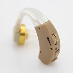 Недорогие Забота о здоровье-Аксон F - 136 Объем BTE усилителя усиления регулируется звук слухового беспроводной слух