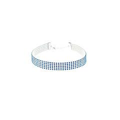 preiswerte Halsketten-Damen Einzelkette Halsketten - Strass Personalisiert, Modisch, Euramerican Hellblau Modische Halsketten Schmuck Für Alltag, Normal, Sport