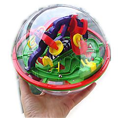 كرات متاهات و تركيب متاهة متاهة الكرة ألعاب دائري 3D غير محدد الأطفال للبالغين 1 قطع