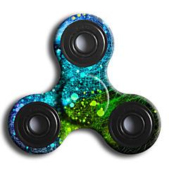 abordables Fidget spinners-Fidget spinners / Hilandero de mano Por matar el tiempo / Alivio del estrés y la ansiedad / Juguete del foco El plastico Clásico Piezas
