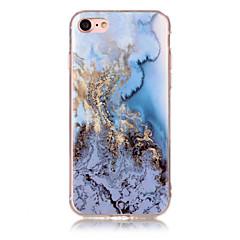 Назначение iPhone X iPhone 8 Чехлы панели IMD Задняя крышка Кейс для Мрамор Мягкий Термопластик для Apple iPhone X iPhone 8 Plus iPhone 8