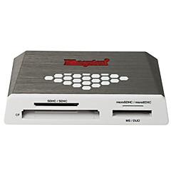 お買い得  メモリカード-CFカード マイクロSDカード SDカードサポート メモリースティック USB 3.0 カード読み取り装置
