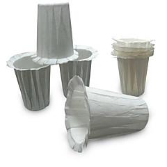 0.5 ml Paperi Kahvisuodatin , Keittää kahvia valmistaja Kertakäyttöinen