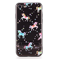 Для apple iphone 7 7plus чехол с подставкой задняя крышка корпус unicorn hard pc 6s plus 6 plus 6s 6