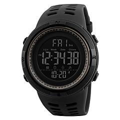 preiswerte Herrenuhren-Herrn digital Digitaluhr / Armbanduhr / Militäruhr / Sportuhr Japanisch Alarm / Kalender / Chronograph / Wasserdicht / Großes