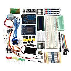 preiswerte DIY-Sets-Uno r3 Basic Starter Lernkit Upgrade Version für Arduino