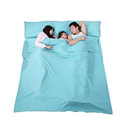Fengtu Sac de dormit Liner Sac de dormit Slumber 23°C Rezistent la umezeală Pliabil Respirabilitate Compresie Dreptunghiular 210X180