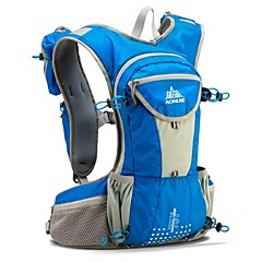 Mochila & Bolsa de Hidratação Mochila de Ciclismo para Alpinismo Ciclismo/Moto Corrida Bolsas para Esporte Prova-de-Água Bolsa de