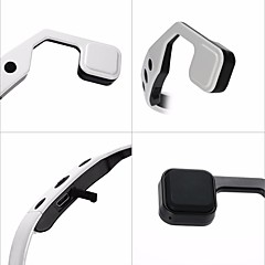 Ykl-701 campaign with smart phones and tablet PCs built-in microphone wireless stereo bone conduction headset Bluetooth Headset 4.0