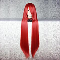tanie Anime Cosplay-Peruki Cosplay Cosplay Cosplay Anime Peruki Cosplay 80 CM Włókno termoodporne Damskie