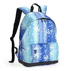 tanie Pokrowce na laptopa-13-calowy lekki nylonowy pu plecak skórzany podróżniczy plecak kobiet torba na laptop plecak daypack do szkoły pracy wędrówki