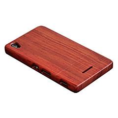 Кукуруза для Sony Sony xperia t3 кейс роза деревянный корпус грецкий орех деревянная рама жесткий задняя крышка