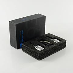C6 9006 led koplamp voor auto met 2-kantsproducten kwaliteit chips 36w vermogen