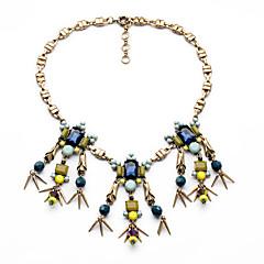 preiswerte Halsketten-Damen Statement Ketten - Personalisiert, Freundschaft Regenbogen Modische Halsketten Schmuck Für Party, Jahrestag, Abschluss