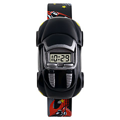 preiswerte Herrenuhren-SKMEI Armbanduhr Digitaluhr Digital Kalender Kreativ Cool Silikon Band digital Modisch Gelb Rot Blau Zwei jahr Batterielebensdauer / Maxell626 + 2025