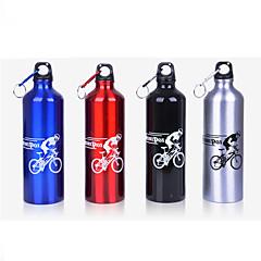 Bicicleta Botellas de Agua Ciclismo/Bicicleta Bicicleta de Montaña Bicicleta de Pista Bicicleta plegable Negro Plata Rojo Azulaleación de