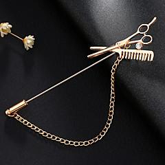 Dames Heren Broches Modieus Vintage Euramerican Legering Sieraden Voor Dagelijks gebruik Causaal Casual/Dagelijks