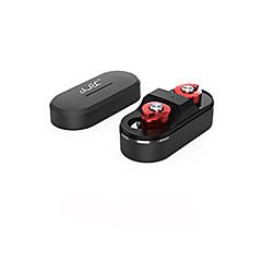 バイノーラルワイヤレスブルートゥースヘッドセットブルートゥースミニヘッドセットは、充電ボックスの電源表示ステレオ付属しています