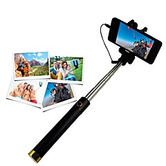 cheap Selfie Sticks-Selfie Stick Selfie Stickand for iPhone 8 7 Samsung Galaxy S8 S7 For IOS/Android phone Huawei Xiaomi Nokia
