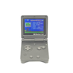 cheap Game Consoles-GB Station Light boy SP PVP Hand Held Game Player Handheld 142 Built in games Portable Video Console 3'' LCD Retro Games