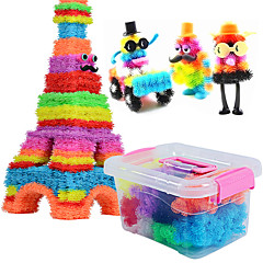 ieftine -Jucării pentru mașini Păpuși Lego Puzzle 3D Mingi Jucarii Adulți Jocuri de călătorie Jucării Ștințe & Discovery Jucării Educaționale