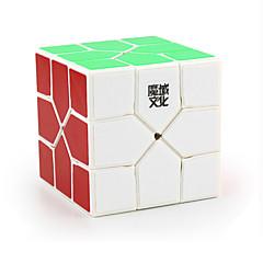 루빅스 큐브 부드러운 속도 큐브 부드러운 스티커 조정 봄 스트레스 완화 매직 큐브 교육용 장난감 선물