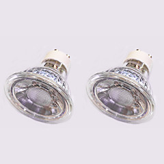 5W GU10 LED Spotlight 1 COB 420 lm Warm White White 6000-6500 K V