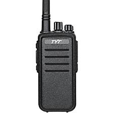 abordables Alarma y Seguridad-Portátil Radio FM Banda Dual 3KM-5KM 3KM-5KM 16 1 piezas 5 TC-2000A Walkie talkie Radio de dos vías