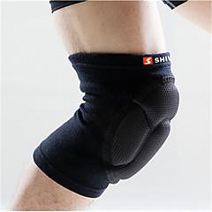 Homens joelho espessamento respirável facilidades dor se encaixa no lado esquerdo ou direito joelho esticável protetor