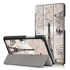 お買い得  タブレット用ケース-ケース 用途 Huawei フルボディーケース タブレットケース ハード PUレザー のために