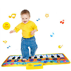 abordables Juguetes Musicales-Manta musical Multi Function Material Policarbonato Unisex Regalo